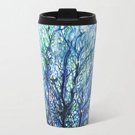 Sea Fan - Aqua Travel Mug