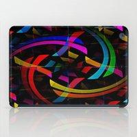 happy birthday iPad Cases featuring Happy Birthday by Fringeman