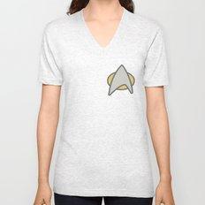 Star Trek, Communicator, 2 Unisex V-Neck