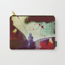Fear of Butterflies Carry-All Pouch