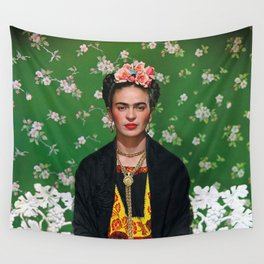 Frida Kahlo Photography I Wall Tapestry