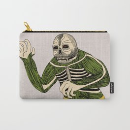 The Original Glowing Skull Carry-All Pouch