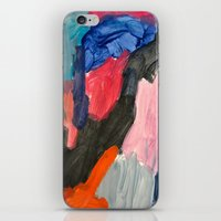 sound iPhone & iPod Skins featuring Sound by Lauren Packard