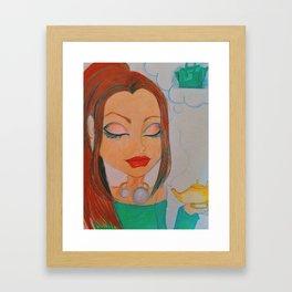 edd Framed Art Print