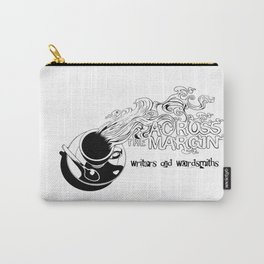 Coffee with Across the Margin Carry-All Pouch