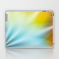 Abstract Starburst Background Laptop & iPad Skin