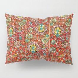 Bursts of India Jacobean - Victorio Road Series Pillow Sham