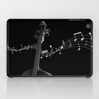cello iPad Cases featuring My Cello by society6-BIG