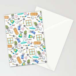Vintage Mania Stationery Cards