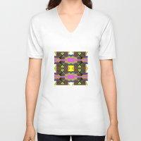 dancer V-neck T-shirts featuring Dancer by Joe Pansa