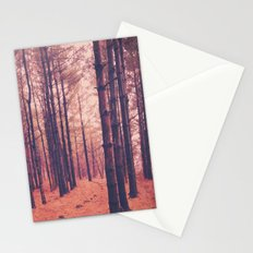 Vintage Pines Stationery Cards