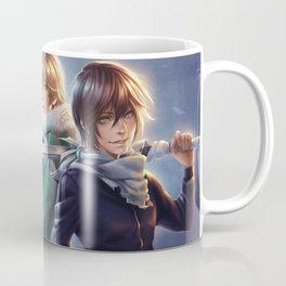 Yato & Yukine Coffee Mug