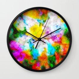 Florescence Wall Clock