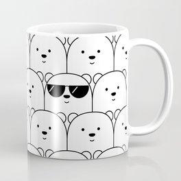 That Cool Polar Bear Coffee Mug