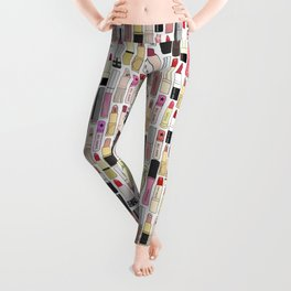 Lipstick Decoys Leggings