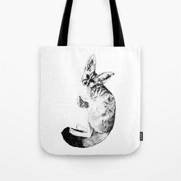 MONO FOX Tote Bag