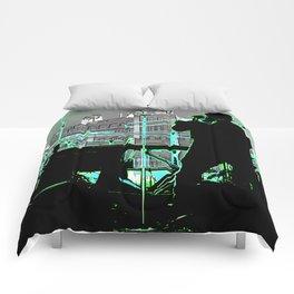 Big Sam (Trombone Man) Comforters