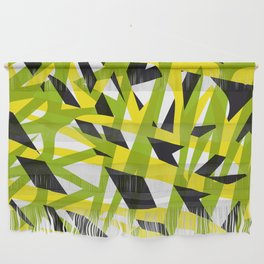 structure camouflage Wall Hanging