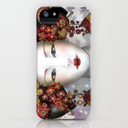 Becoming a Geisha  iPhone Case