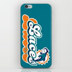 Laces Out! iPhone & iPod Skin