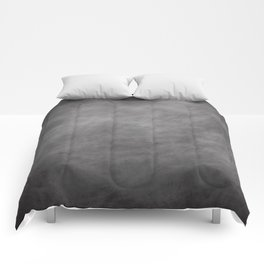 Blackboard dust Comforters