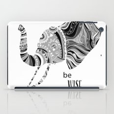 BE WISE iPad Case