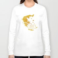 greece Long Sleeve T-shirts featuring Greece by Stephanie Wittenburg