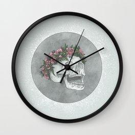 Flower Prince Yorick Wall Clock
