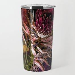 Australian Native Flora Travel Mug