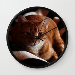 Is it time to get up? Wall Clock