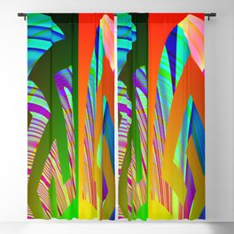 Arts are transboundary Blackout Curtain