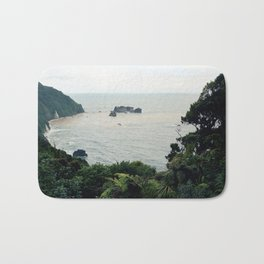 New Zealand Coast Bath Mat