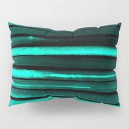 We Have Cold Winter Teal Dreams At Night Pillow Sham