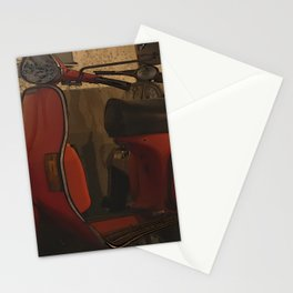La Vespa Una Storia Bellissima Stationery Cards