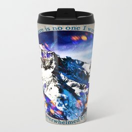 Nina and Matthias - Overwhelm Me Travel Mug