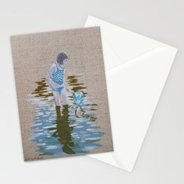 Mia and the Minnows Stationery Cards