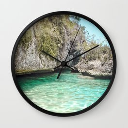 Your Darkest Corners Are Lovely Wall Clock
