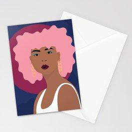 Bubblegum Pink Stationery Cards