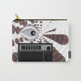 Radio Eye Carry-All Pouch