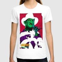 freddy krueger T-shirts featuring KRUEGER by UNDEAD MISTER / MRCLV