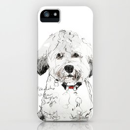 OPD Freddie iPhone Case