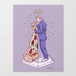 I Dough (Groom) Canvas Print