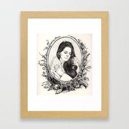 LDR XI Framed Art Print