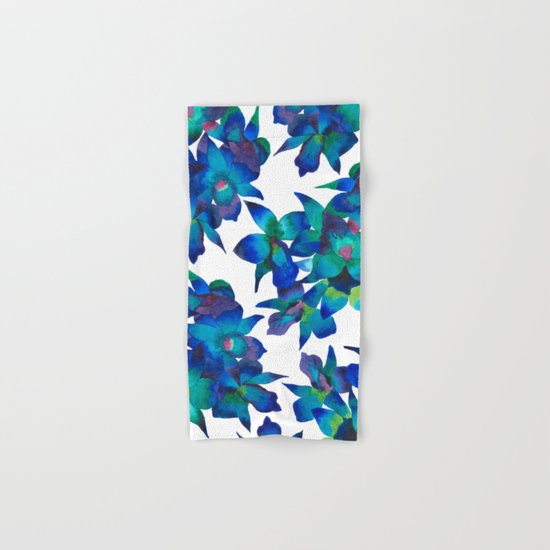 Orchid Fascination Hand & Bath Towel