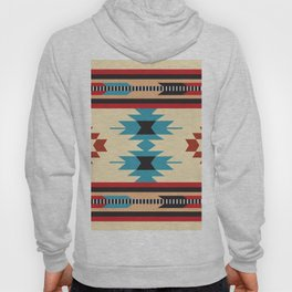 American Native Pattern No. 37 Hoody