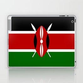 Kenya Flag Laptop & iPad Skin