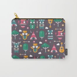 Woodland Animals | Season 1 Carry-All Pouch