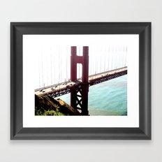GLORY Framed Art Print