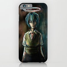 Ayanami Rei Evangelion Character Digital Painting Slim Case iPhone 6s