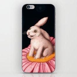 Cute Bunny iPhone Skin